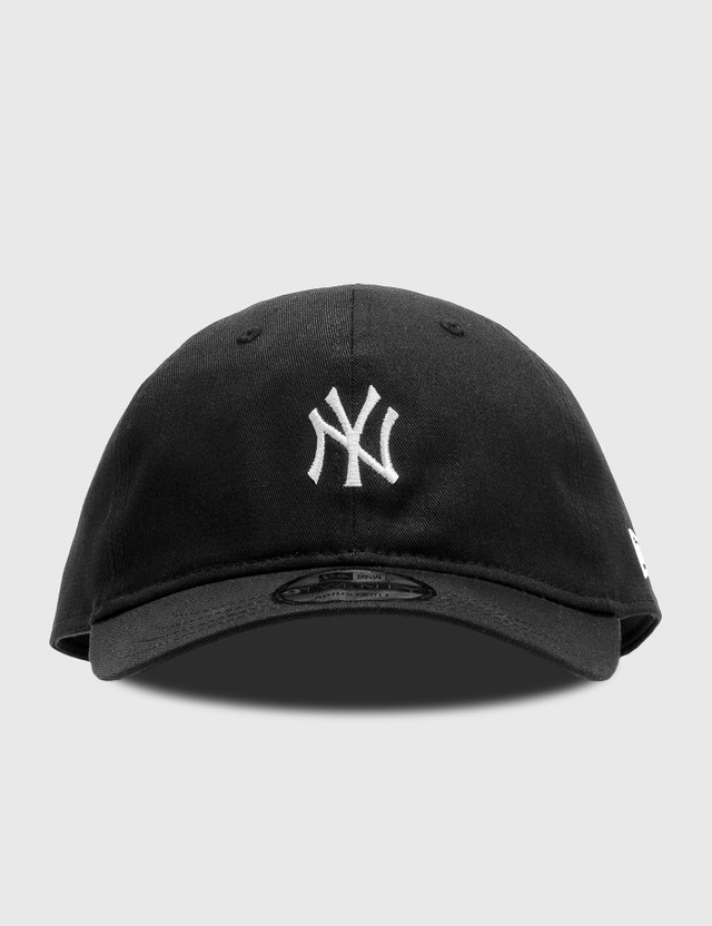 New Era Logo 9TWENTY Adjustable Cap Black Men
