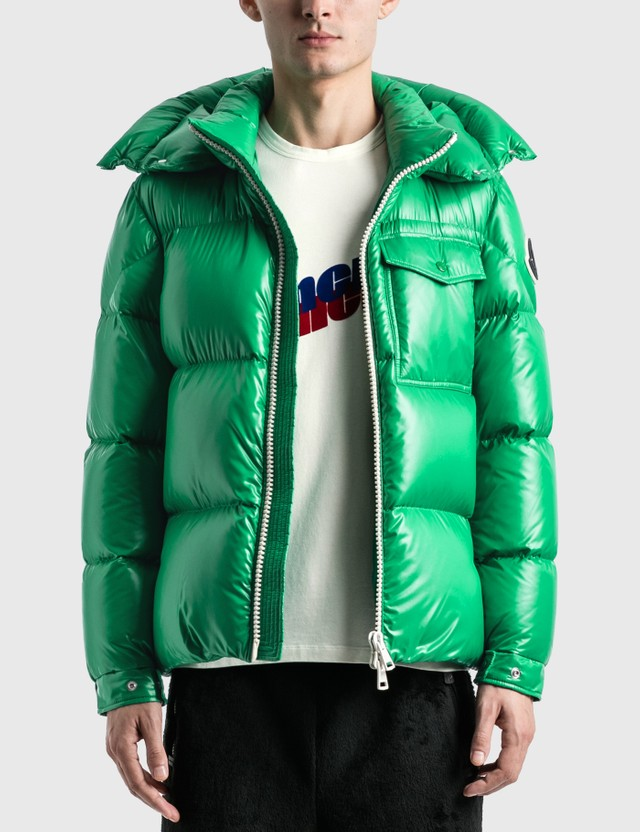 Moncler Vignemale Jacket Green Men
