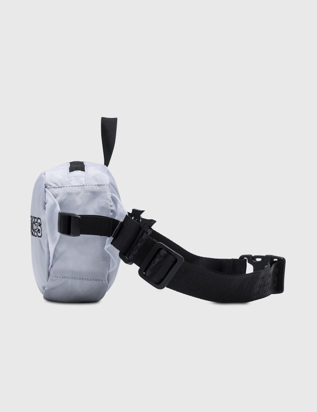 Places + Faces Waist Bag White Unisex