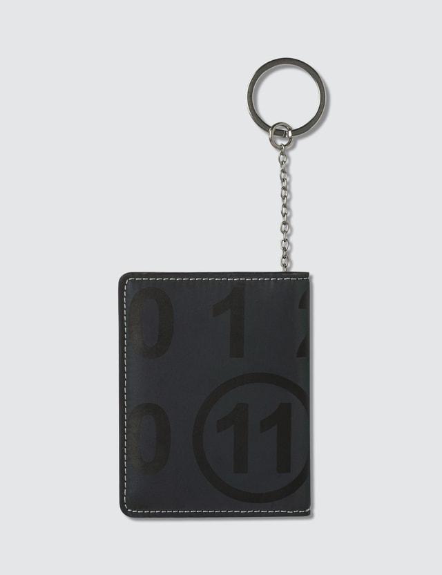 Maison Margiela Reflective Card Holder