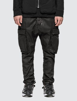 11 By Boris Bidjan Saberi Waxed Pant