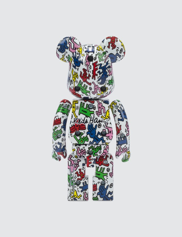 Medicom Toy Super Alloyed Keith Haring 200% Be@rbrick
