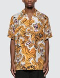 Wacko Maria Tim Lehi / S/S Hawaiian Shirt (Type-1) Picture