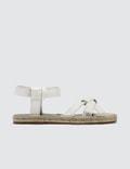 Loewe Gate Sandals Picutre