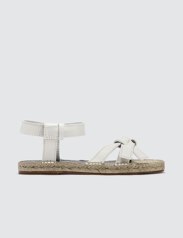 Loewe Gate Sandals