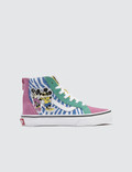 Vans Disney x Vans Sk8-HI Zip Kids Picture
