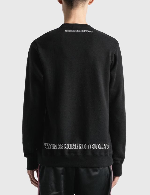 Undercover U Scab 30th Anniversary Sweatshirt Black Unisex