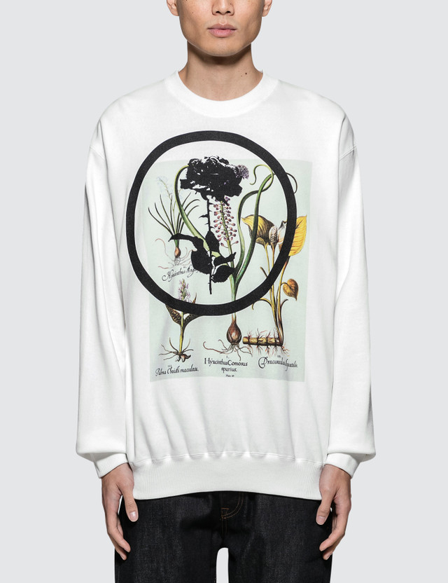 AMKK AMKK Sweatshirt 1 White  Men