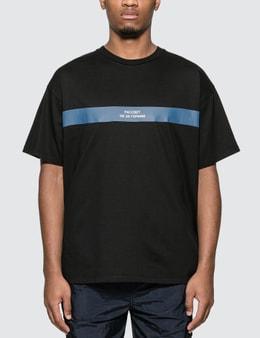 Rassvet Print Stripe T-Shirt