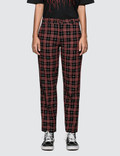 Wasted Paris Tartan Pants Picutre