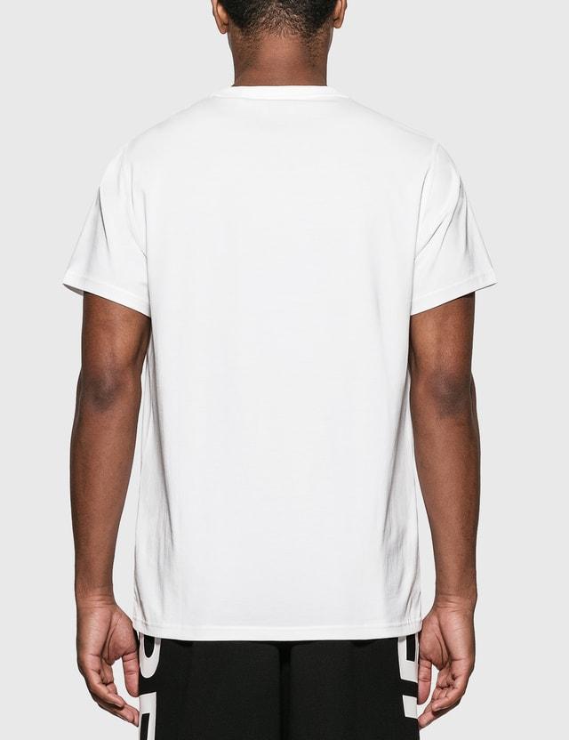 Burberry Monogram Motif Cotton T-Shirt White Men