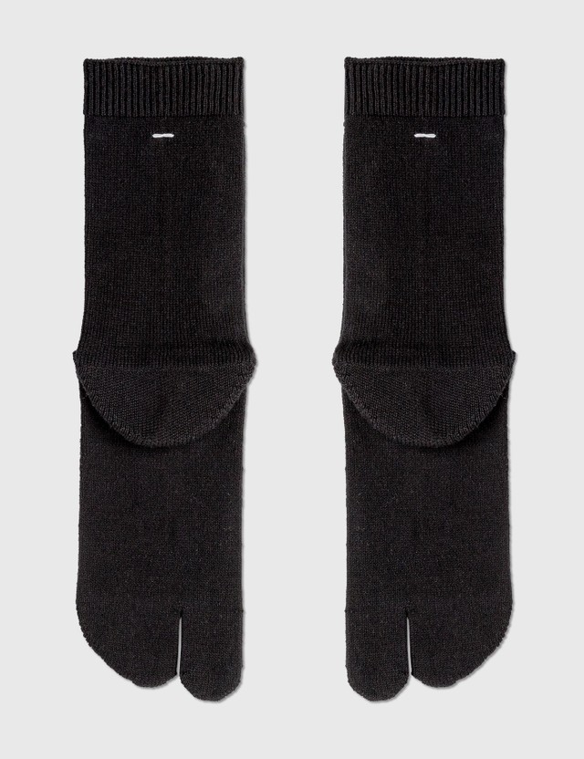 Maison Margiela Tabi Socks Black Women