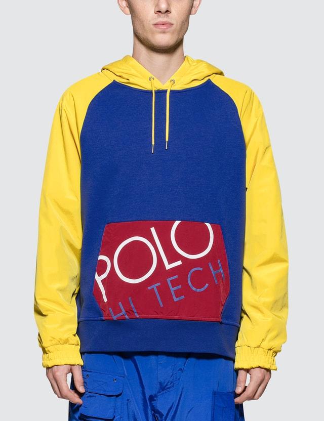 Polo Ralph Lauren Double Knit Tech Hoodie