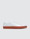 Common Projects Achilles with Colored Sole Sneaker Picture