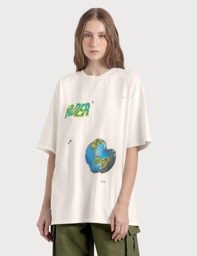 Ader Error Planet Graphic T-Shirt