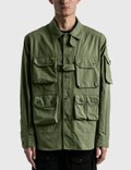 Engineered Garments Explorer Shirt Jacket Picture
