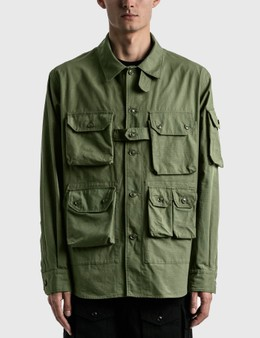 Engineered Garments Explorer Shirt Jacket