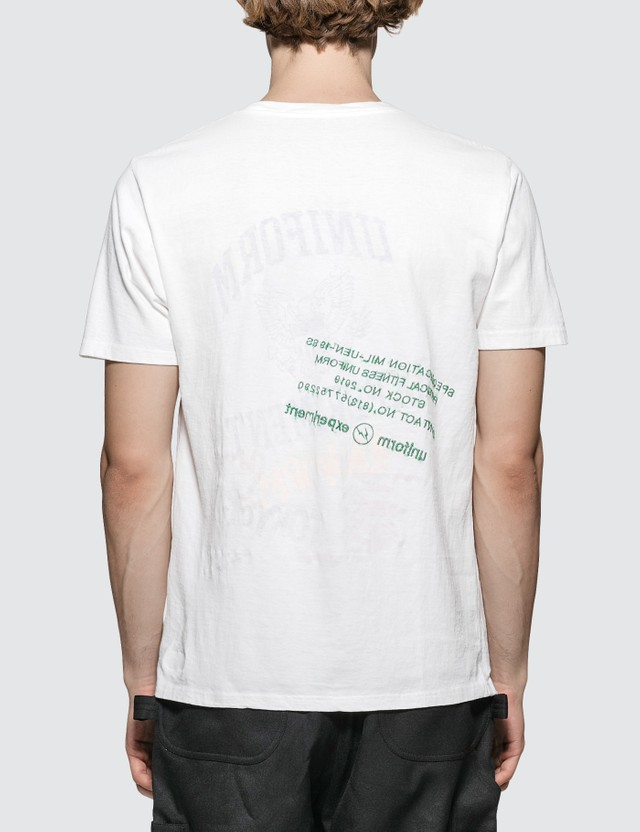 uniform experiment Reversible T-Shirt
