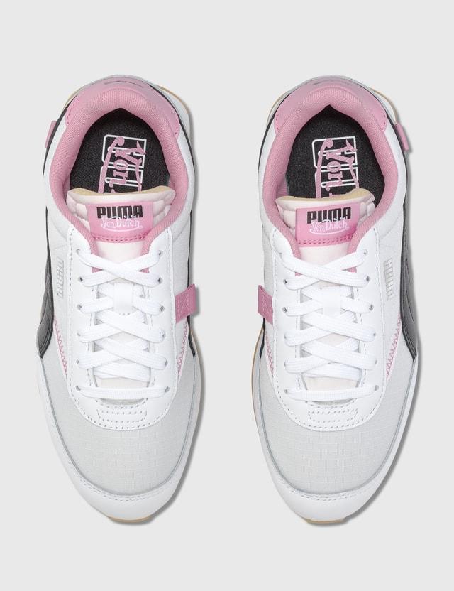 Puma 퓨처 라이더 본 더치 Puma White Women