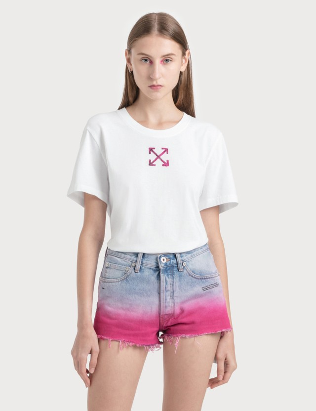 Off-White Painted Arrows T-shirt