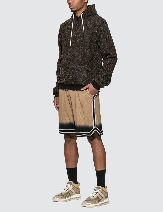 John Elliott Dip Dye Basketball Shorts