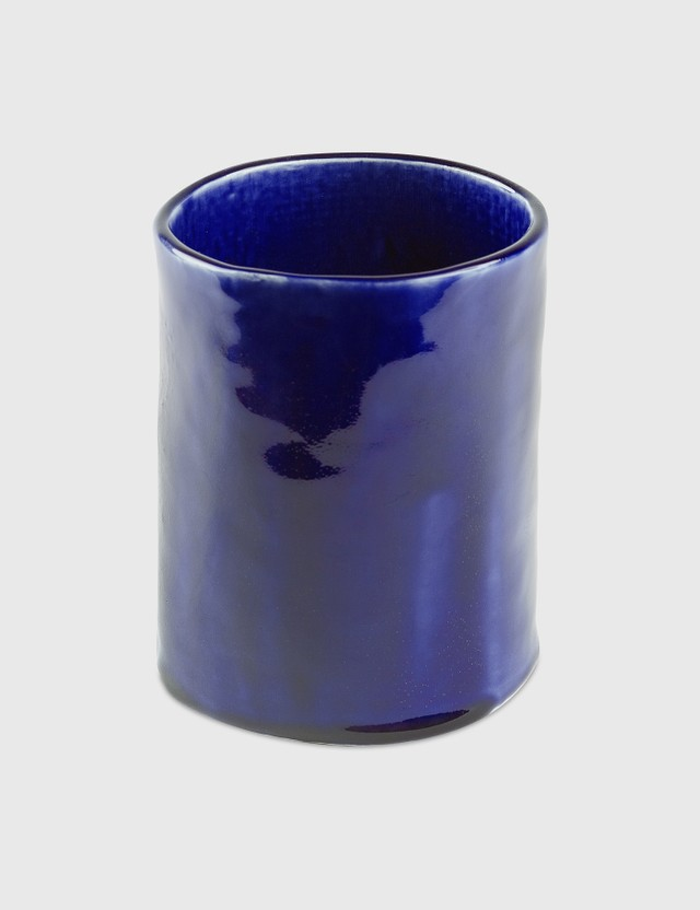 Crosby Studios Blue Cup Medium Blue Unisex
