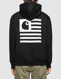 Carhartt Work In Progress State Flag Hoodie Picture