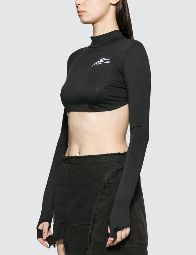 Hyein Seo Reflective Long Sleeve Top