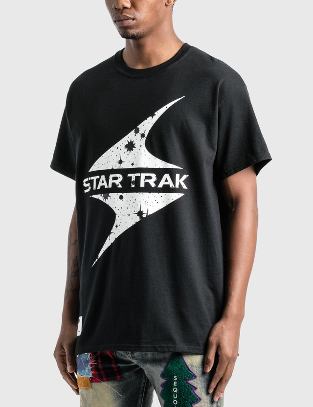 Billionaire Boys Club Billionaire Boys Club × Star Trak Starfield T-shirt Black Men
