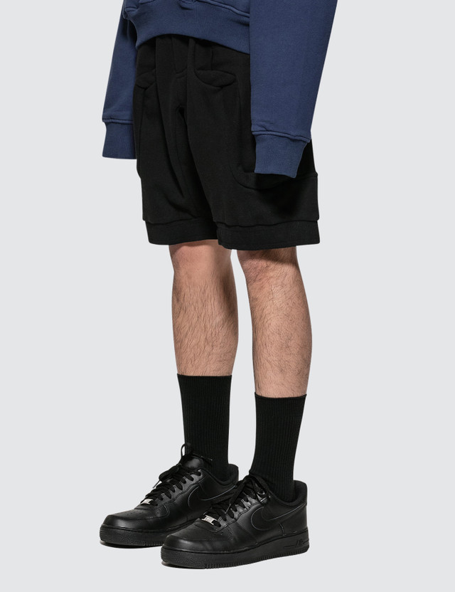 Perks and Mini Perspective Duplo Shorts