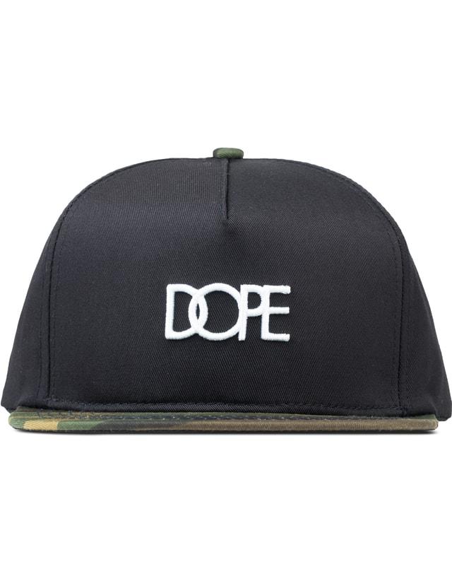 DOPE Small Logo Strapback