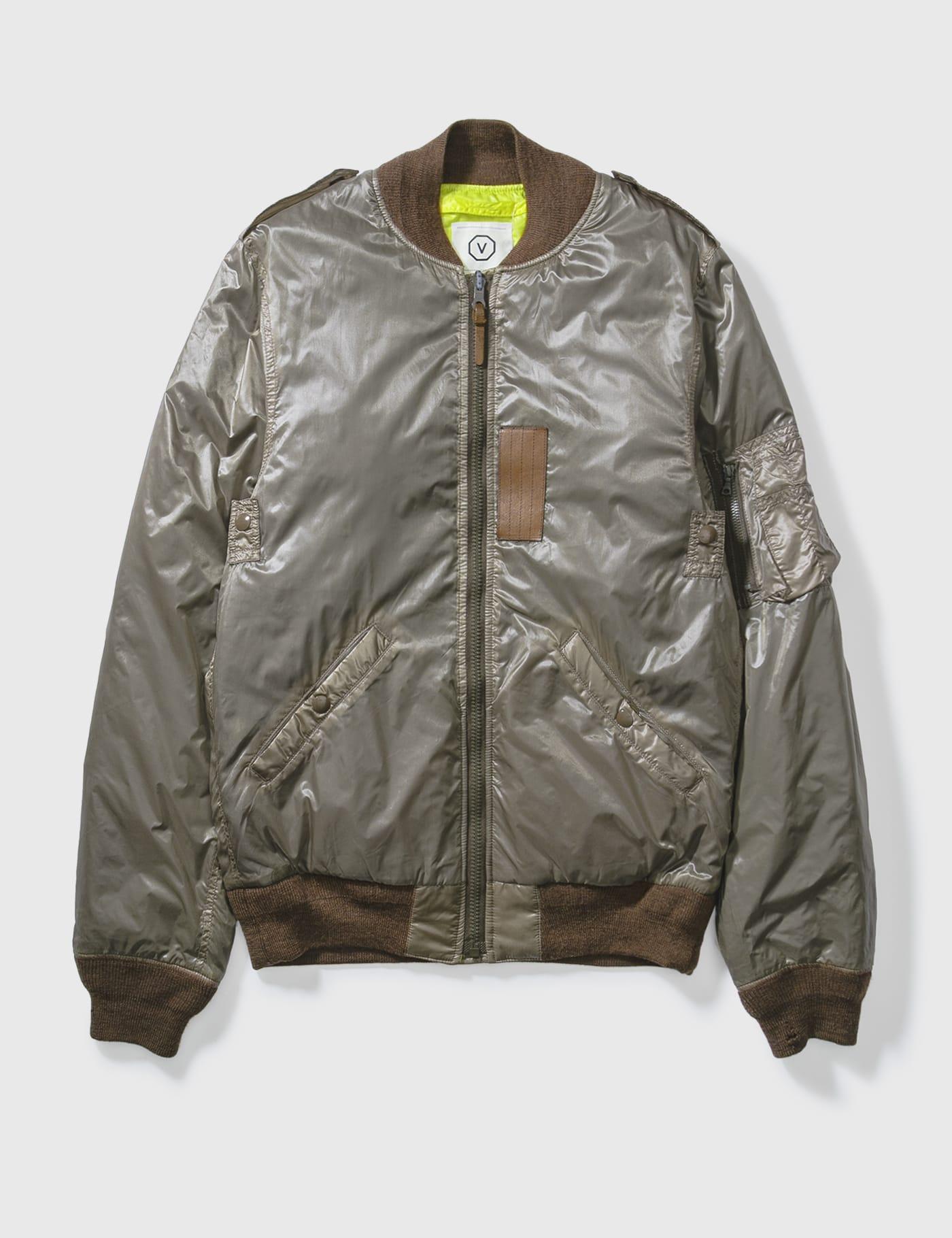 Visvim Bomber Reversible Jacket
