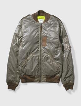 Visvim Visvim Bomber Reversible Jacket