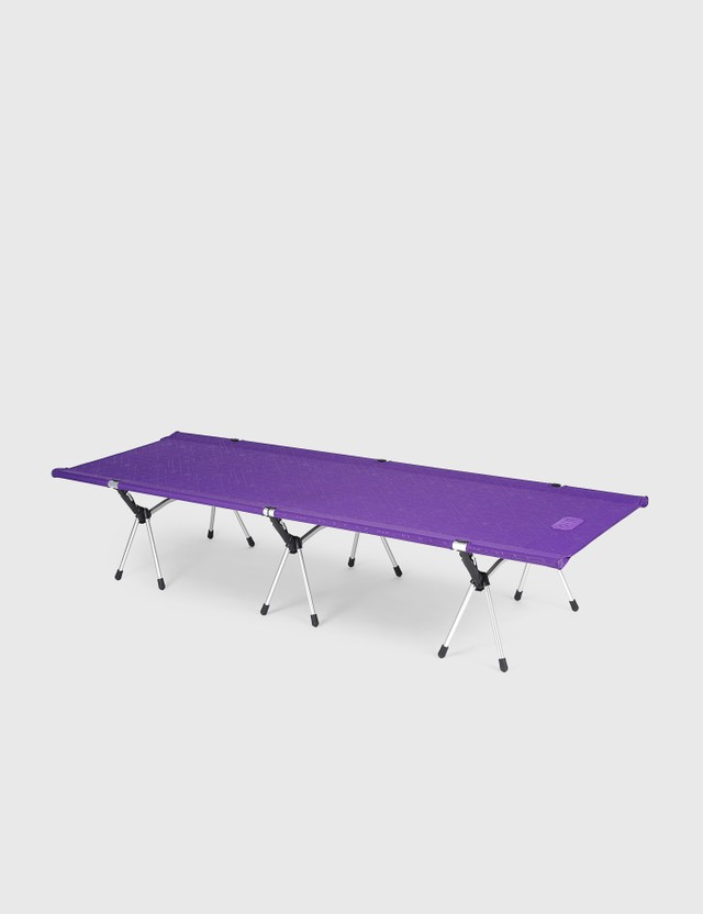 Helinox BTS X Helinox Cot Convertible (With Legs) Purple Men
