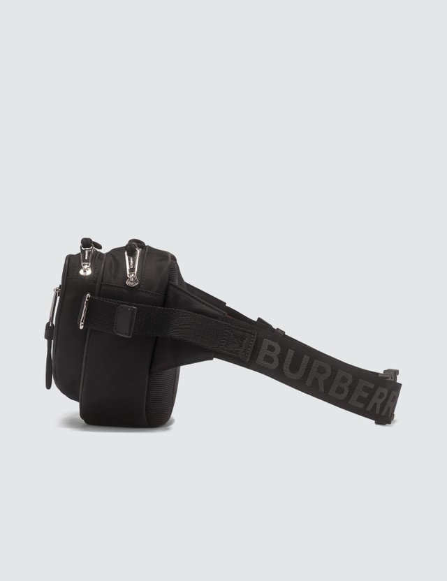 Burberry Logo Belt Bag Black Men