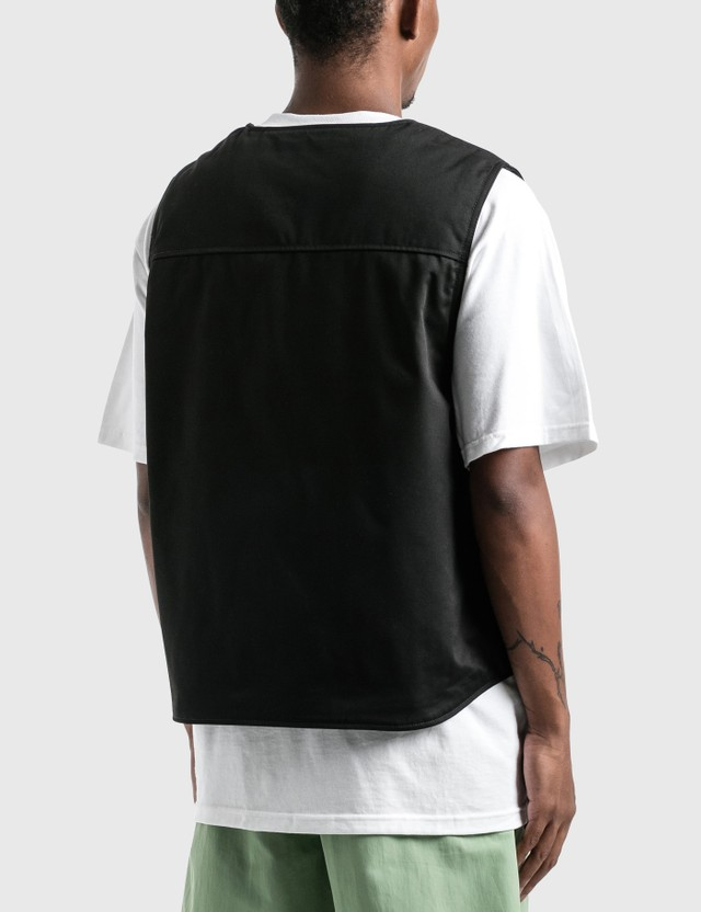 Stussy Insulated Work Vest Black Men