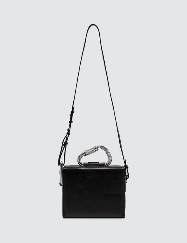Heliot Emil Leather Carabiner Box Bag