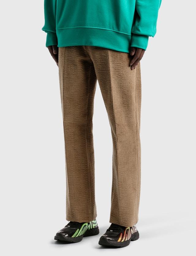 Acne Studios Jamido Corduroy Pants Brown Men