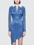 Fenty Puma By Rihanna Fenty By Rihanna Asymmetric Jersey Dress Picture
