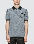 Prada Knitted Polo Shirt Picture