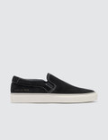 Common Projects Slip On In Suede Picture