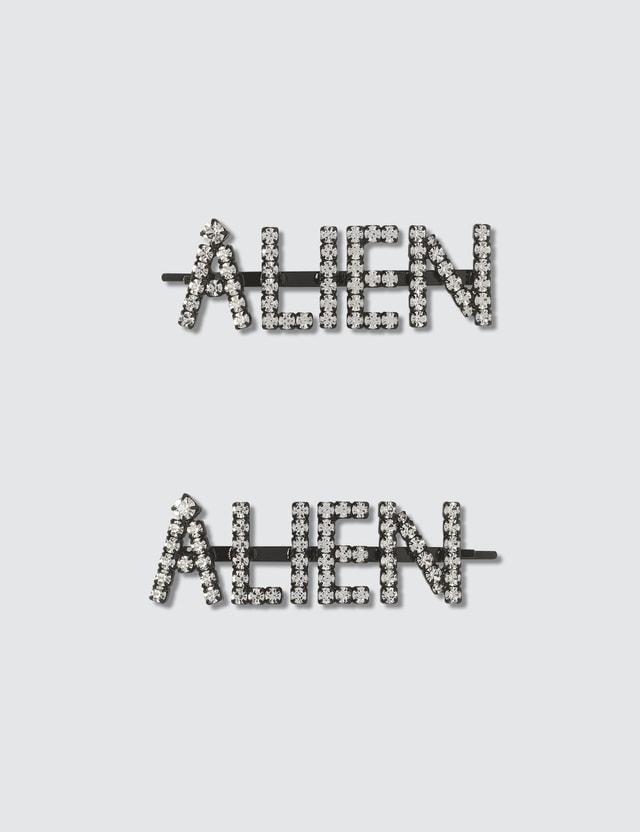Ashley Williams ALIEN Hair Pins