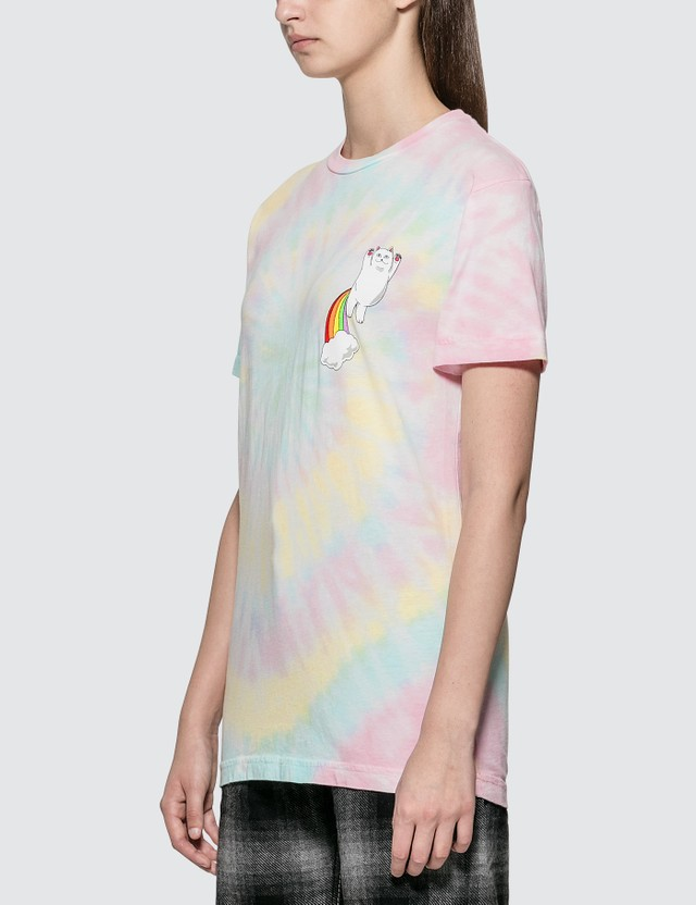 RIPNDIP Double Nerm Rainbow T-shirt