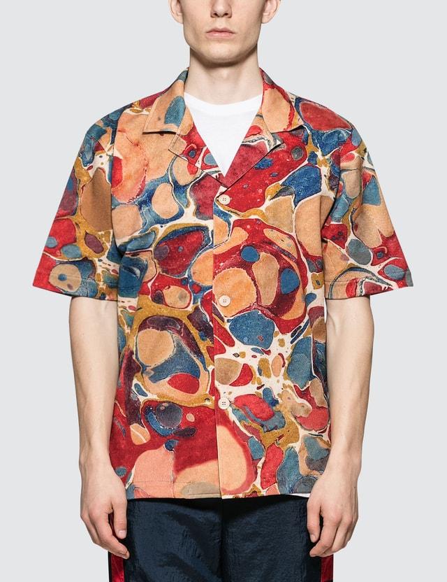 Drôle de Monsieur Marbled Shirt