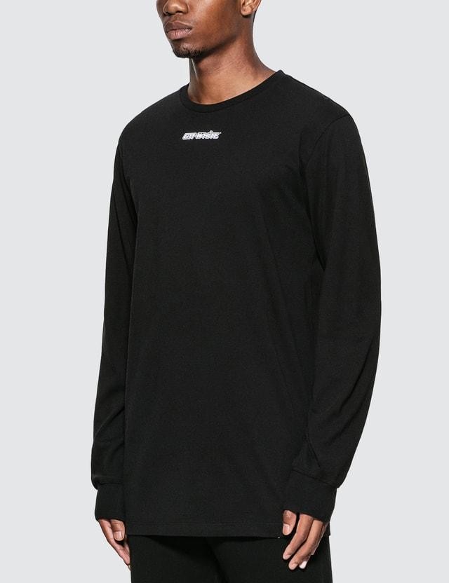 Off-White Marker Arrow Long Sleeve T-Shirt