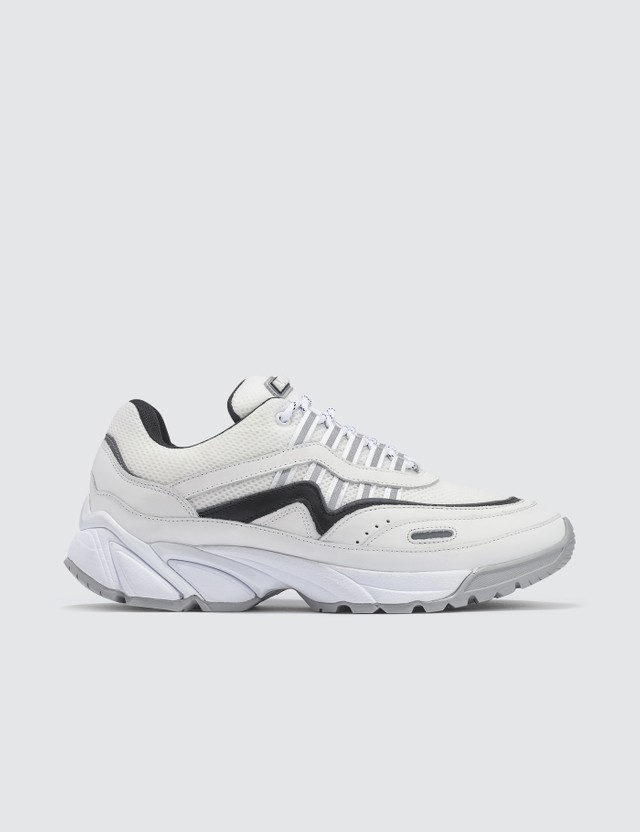 Axel Arigato Runner Sneakers White/black Men