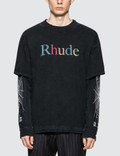 Rhude Google L/S T-Shirt Picture