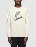 Maison Kitsune Cafe Kitsune Sweatshirt Picture