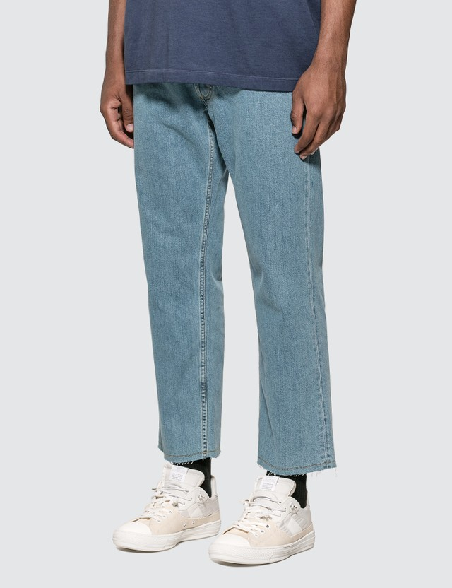 Maison Margiela 5 Pockets Denim Jeans Medium Indigo Men