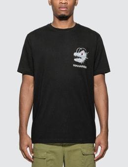 Maharishi Cyborg Dragon Organic T-shirt